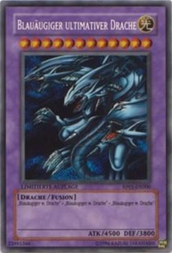 Yugioh-Regeln: Fusions Monster