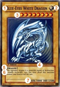 Yugioh-Regeln: Normale Monster