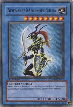Yugioh-Regeln: Ritual Monster