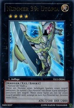 Yugioh-Regeln: Xyz Monster