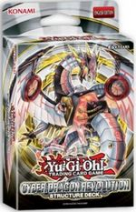 Cyber Dragon Revolution Deck