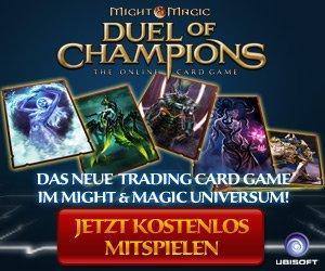 Banner zu Might & Magic