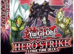 Das neue Structure Deck HERO Strike
