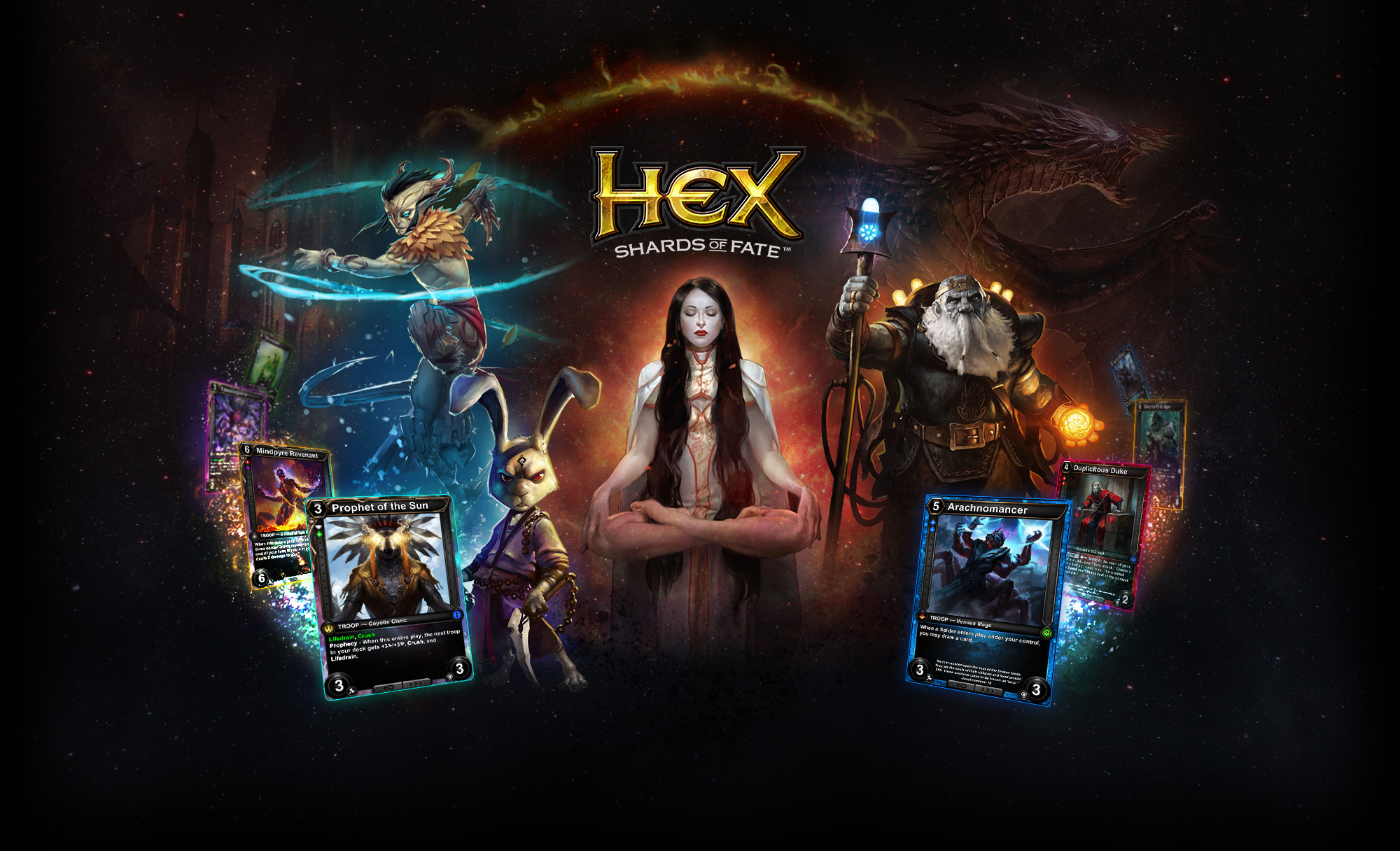 Sammelkartenspiel HEX erhält neue Upgrades (Anzeige)