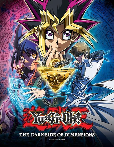 Yugioh the Dark Side of Dimensions im Kino